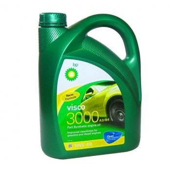 BP 3000 VISCO 10W-40 SL/CF, A3/B4 п/с  4л