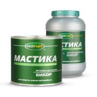 Мастика Бикор OIL RIGHT  2,2кг